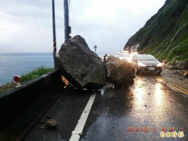 台灣近月發生了多起有感地震,5月至今已多達128起。(資料照,記者花孟璟翻攝)
