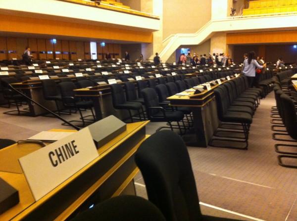 世界衛生大會(WHA)台灣代表團,已抵達位於瑞士日內瓦的會場,時代力量臉書則貼出大會直播網址。(中央社)