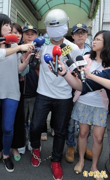 新莊16歲少年因討6萬元不成,竟夥同另名少年打暈母親並持刀殺害。(資料照,記者王藝菘攝)