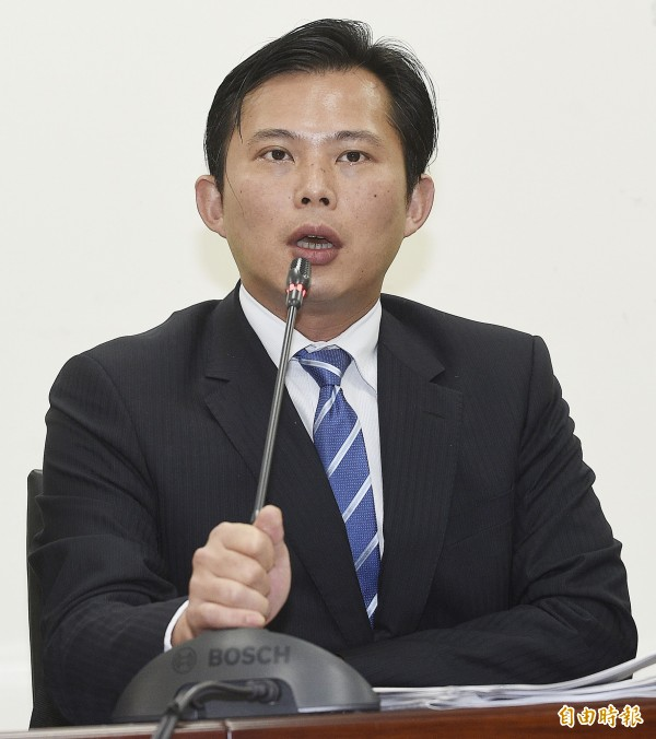 任內司改無成效,黃國昌要求司法院正副院長下台。(資料照,記者陳志曲攝)