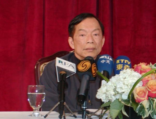 前東帝士集團創辦人陳由豪。(中央社)