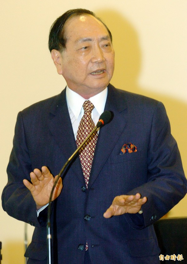曾任台灣力霸企業集團董事長的王又曾驚傳在美國車禍身亡。(資料照,記者張嘉明攝)