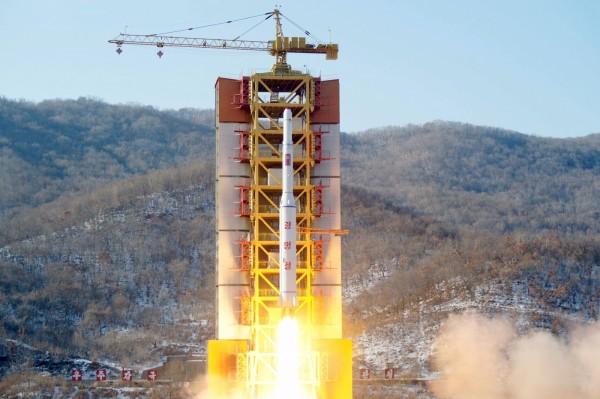北韓今天試射飛彈,而《韓聯社》則報導,試射行動以失敗告終。圖片為示意圖。(資料照,路透)