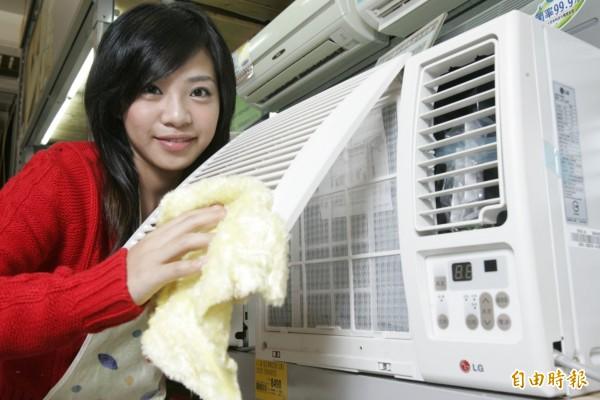 炎炎夏日,要如何開冷氣又能省錢呢?(資料照)