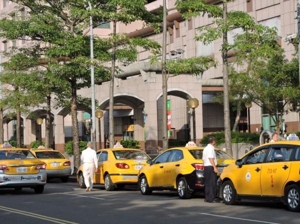 多元化計程車計畫將延至7月實施。(資料照,記者何玉華攝。)