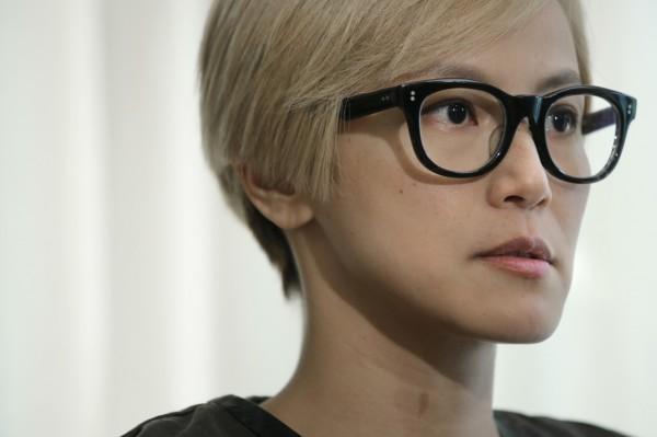 法國歐萊雅集團旗下的化妝品品牌「蘭蔻」(LANCÔME)為保中國市場,急忙切割香港獨立歌手何韻詩。(美聯社)