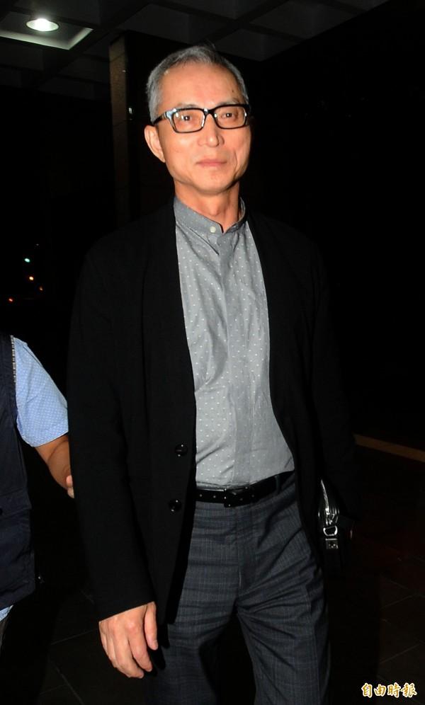 特偵組指出,國寶集團總裁朱國榮違反證交法等重罪,且有滅證之虞,向台北地院聲請羈押禁見。(資料照,記者王敏為攝)