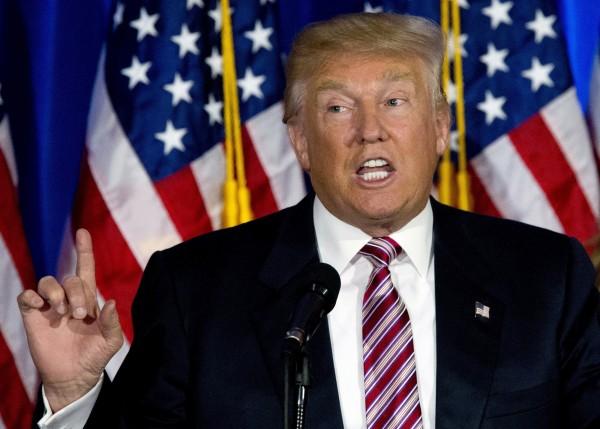 學者對川普當選後的情勢感到擔憂。(美聯社)