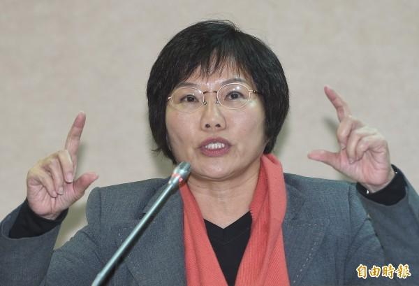 劉世芳表示,台灣民政府若有詐騙行為,法務部應進行調查。(資料照,記者廖振輝攝)