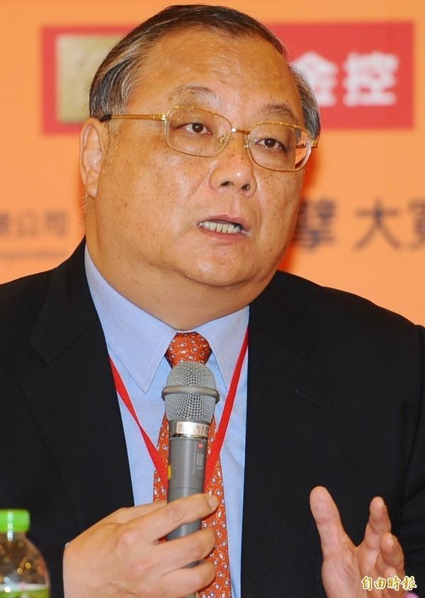 工研院知識經濟與競爭力研究中心主任杜紫宸。(資料照,記者張嘉明攝)