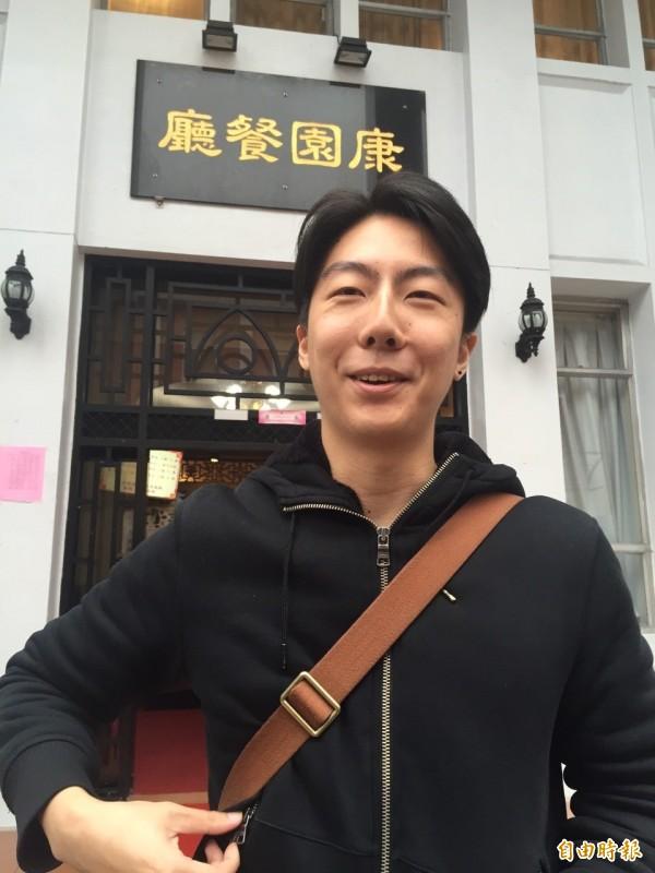 吳崢表示,反歧視法案很好,但是國民黨要清楚部分人對榮民的敵意正是來自國民黨。(資料照,記者蘇芳禾攝)
