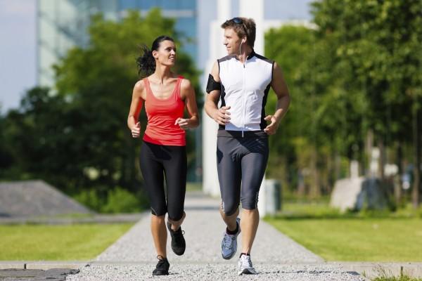 根據美國最新研究,職業和教育程度會影響到一個人的運動量,(法新社)