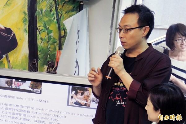 東南亞書店創辦人張正認為,新住民政策應轉向台灣人身上。(資料照,記者翁聿煌攝)