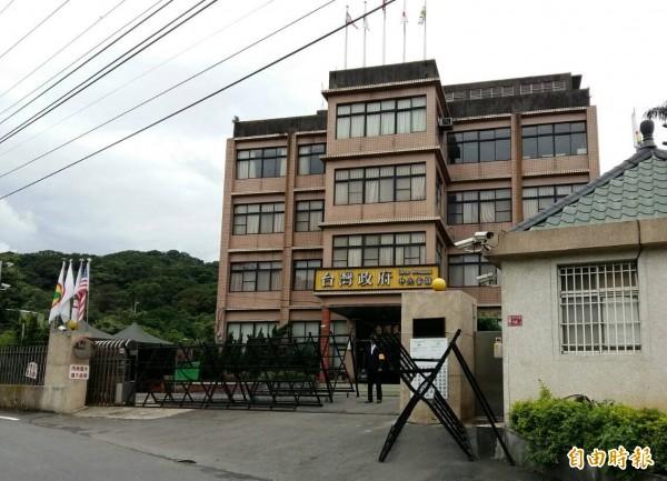 台灣民政府中央會館被指控是違建,桃園市建管處表示一定會拆,只是時間上會比較晚。(資料照,記者鄭淑婷攝)