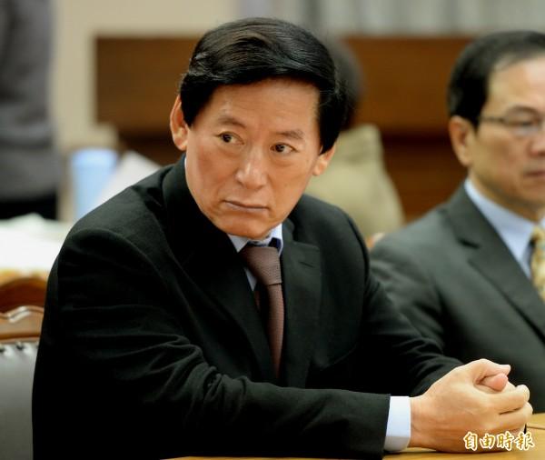 蒙藏委員會委員覺安慈仁。(資料照,記者林正堃攝)