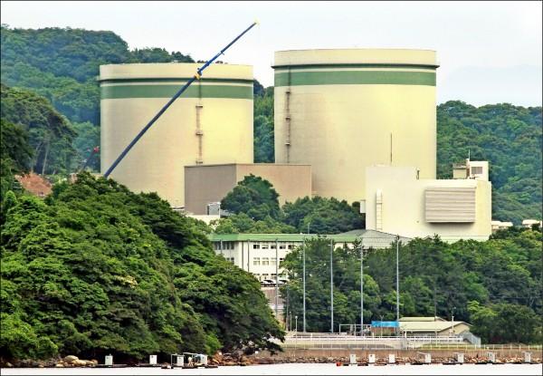關西電力公司高濱核電廠1、2號機組。(美聯社)