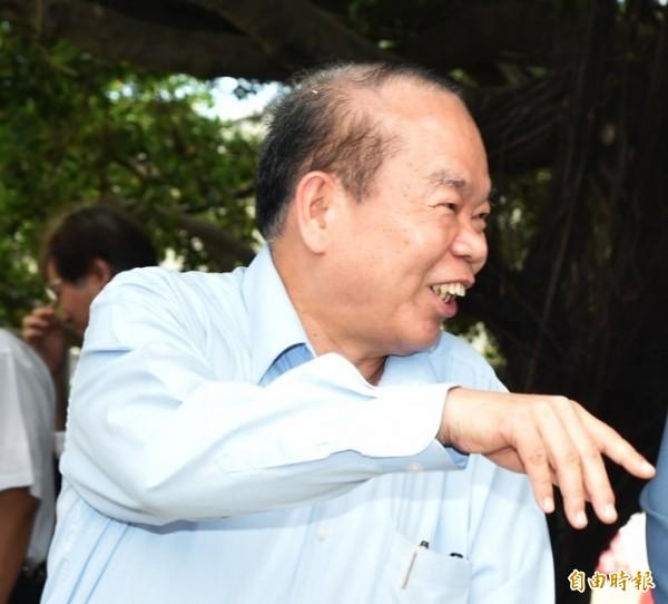 行政院長林全昨核定,中鋼董事長宋志育留任至九月底。(資料照)