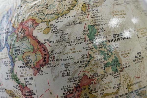 美國官員批中國利用漁船加強聲索海權。(法新社)