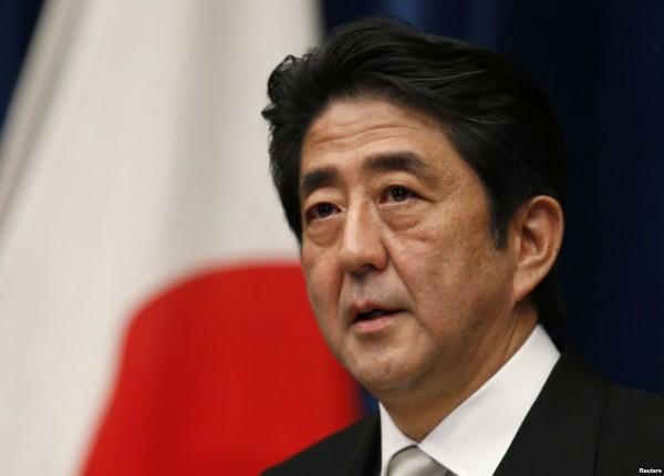 英國確定脫歐,日本首相安倍晉三緊急召開閤僚會議因應。(路透)