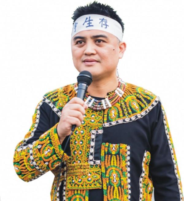 屏東縣第9選區縣議員補選,車牧勒薩以.拉勒格安當選。(圖由競選總部提供)