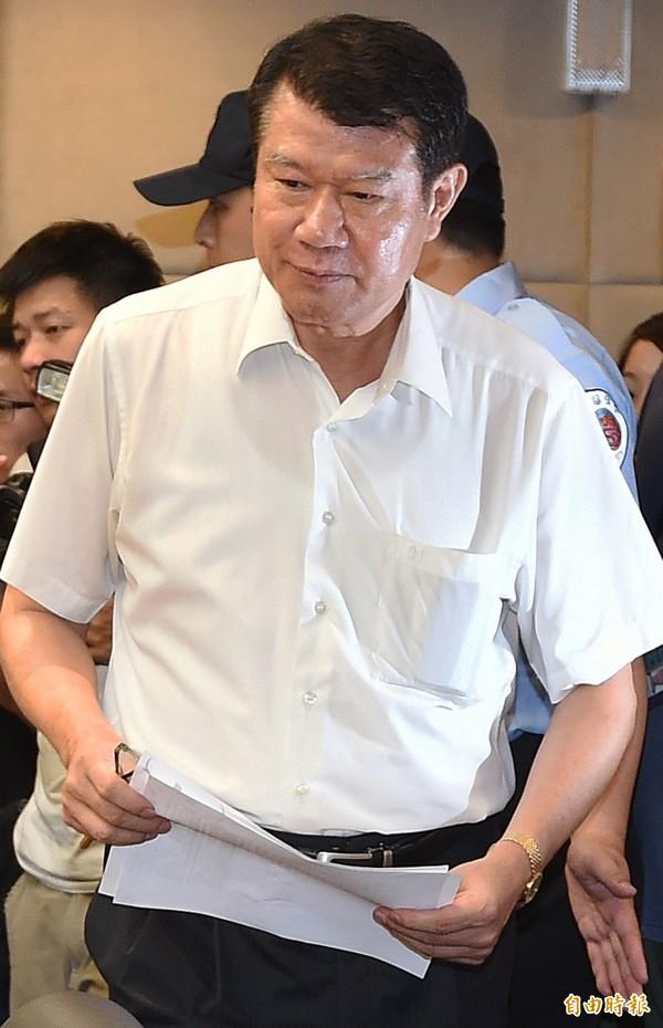 華航新董座何煖軒。(資料照,記者廖振輝攝)