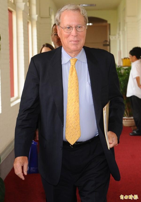 薄瑞光表示,「九二共識」是馬英九總統兩千年當選後,當時的國安會秘書長蘇起開始使用的名詞,以形容雙方達成的諒解。(資料照,記者張嘉明攝)