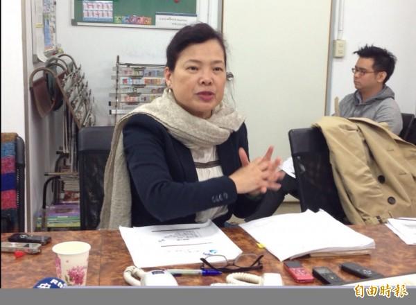 王美花目前擔任經濟部智慧財產局長,傳出她將於7月1日接任經濟部常務次長。(資料照,記者黃佩君攝)