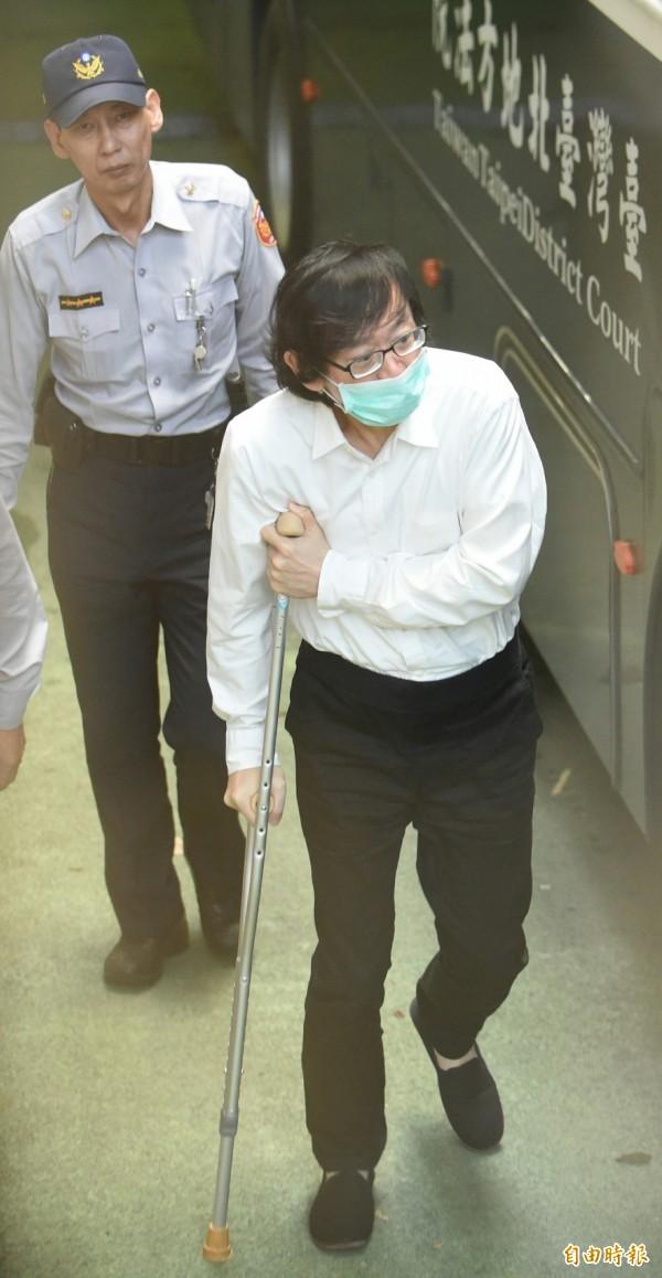 幸福人壽掏空案一審遭重判,鄧文聰發聲明批法院偏頗。(資料照,記者劉信德攝)