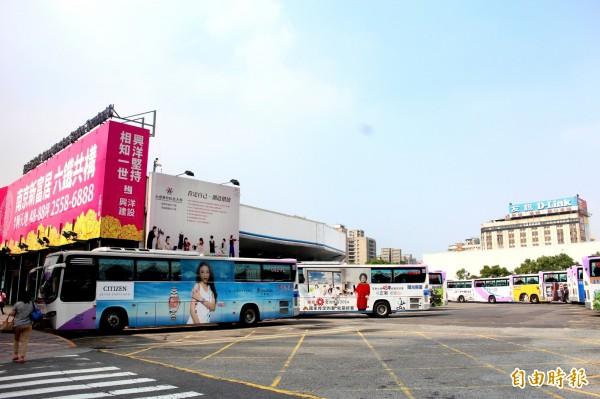 北市議會通過預算,台北西站確定拆除。(資料照,記者郭逸攝)