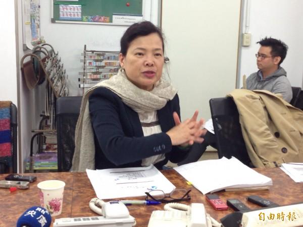 近來有消息傳出,經濟部智慧財產局長王美花將於7月1日接任經濟部常務次長。(資料照,記者黃佩君攝)