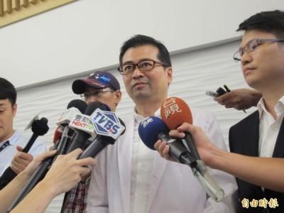 對於主播呂佳宜指控誤診,蘇怡寧昨公開否認,並表示將保留法律追訴權,不求戰也不畏戰。(資料照,記者謝佳君攝)