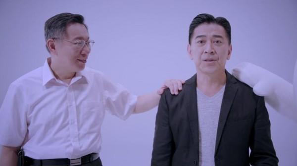 廣告中大玩雙關語哏,來呈現悠遊卡「搭」高捷之意。(圖擷自YouTube)