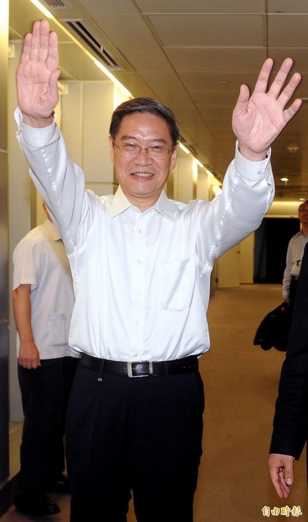 媒體報導,中國國台辦主任張志軍被媒體堵訪時指出,兩岸現無九二共識政治基礎,飛彈誤射是非常嚴重的事情。(資料照,記者朱沛雄攝)