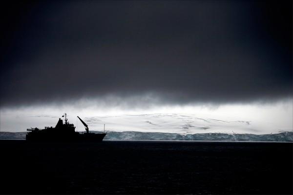 美國《科學》(Science)期刊的最新研究指出,南極上空的臭氧層破洞已經開始「癒合」。(美聯社檔案照)