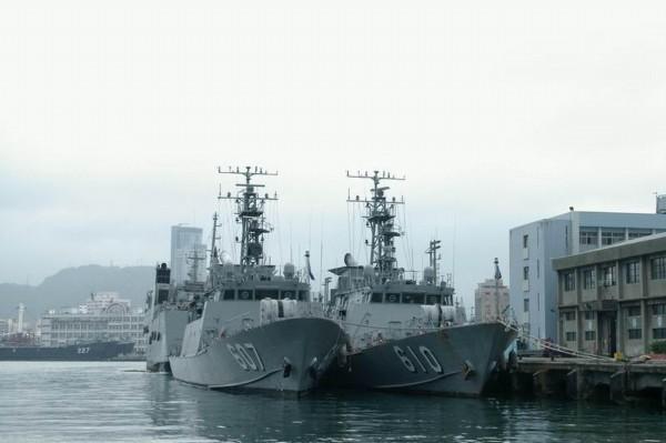 錦江級軍艦軍金江號發生離譜的誤射飛彈事鑑。(圖取自海軍司令部官網)。