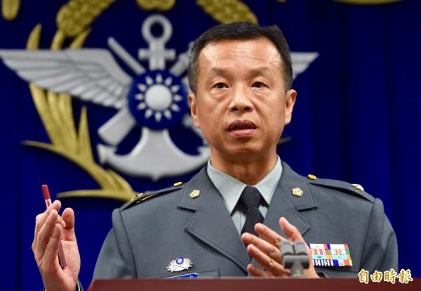 國防部發言人陳中吉昨表示,因誤射雄三飛彈,導致翔利昇漁船遭擊中,釀1死3傷。(資料照,記者羅沛德攝)