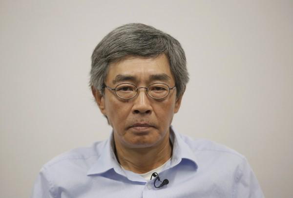 香港銅鑼灣書店店長林榮基(如圖)及其他相關人「被失蹤」,引起外界關注。(美聯社)