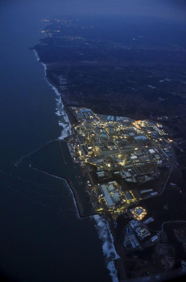 福島核災已過了五年,核電廠周圍海域輻射量仍偏高。(路透)