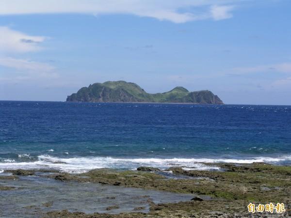 受強颱尼伯特影響,蘭嶼吹起15級強風,據悉,蘭嶼目前已出現1317戶停電的狀況。(資料照,記者張存薇攝)