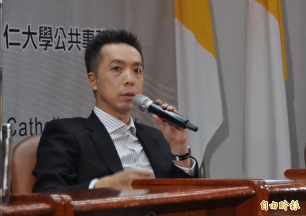 誼遠控股集團董座陳致遠入選2016年度的「亞洲慈善英雄榜」。(資料照,記者郭顏慧攝)