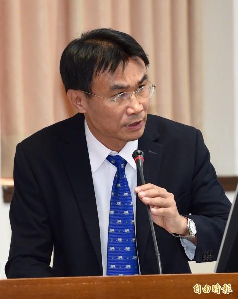農委會副主委陳吉仲。(資料照)