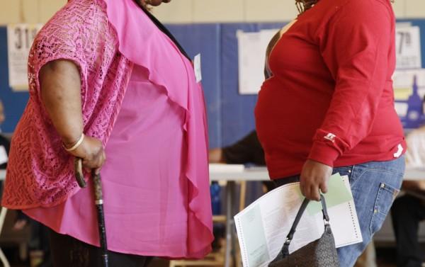 一份調查全球數百萬人的醫學研究顯示,BMI越高的人,越可能在70歲前死亡,甚至病態型肥胖者會因此減命10年。(美聯社)