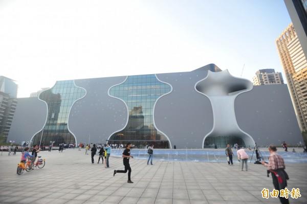 費時10年打造的台中國家歌劇院,即將在8月開館啟用並試營運1個月。(資料照)