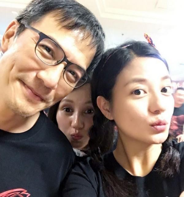 中國女星趙薇的新作《沒有別的愛》請來戴立忍演出,令部分中國網友不滿。(圖片取自趙薇的微博)