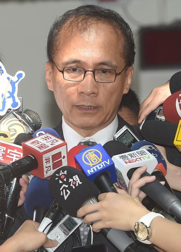行政院長林全針對戴立忍被中國打壓一事,直說希望這種事情不要成為常態。(資料照,記者廖振輝攝)