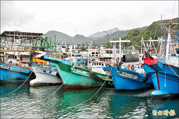 北部漁民正在串連比照4年前的釣魚台模式,到太平島捍衛漁權及主權。 (記者林欣漢攝)