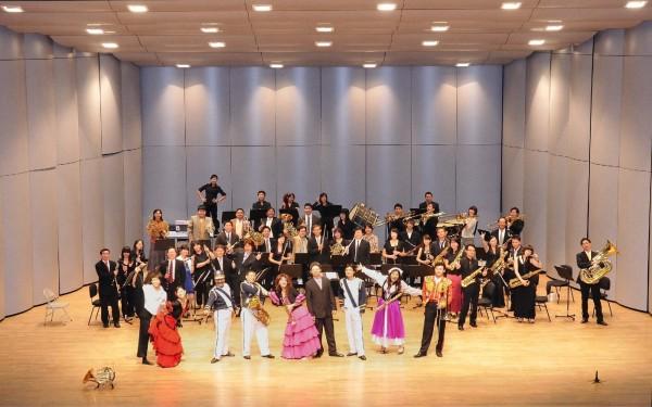 彰化青年管弦樂團巧妙結合音樂與戲劇、多媒體等元素,將以古典名曲詮釋台灣歷史,精彩可期。(圖彰化青年管弦樂團提供)