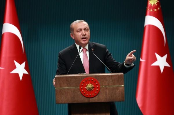 土耳其宣布緊急狀態三個月。(法新社)