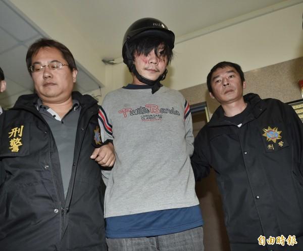 台北市內湖區在今年3月發生駭人聽聞的「小燈泡」女童命案,嫌犯王景玉就逮後接受警方訊問時,還堅稱自己是「堯帝」。(資料照,記者方賓照攝)