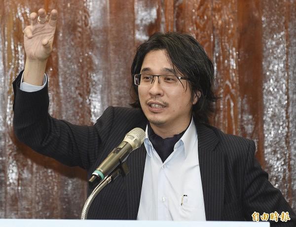 台灣大學教授葉丙成。(資料照,記者陳志曲攝)